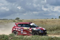 Suzuki Rally Cup: vittoria in Salento e leadership per Corrado Peloso