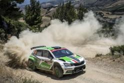 Scandola – D'Amore fermati da un manicotto al Rally Italia Sardegna