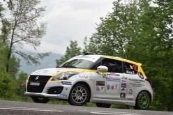 """Suzuki Rally Cup, duello di """"marca"""""""
