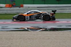 Venturi-Gai (Ferrari 488 GT3), vittoria in gara-2 e terzo posto in campionato