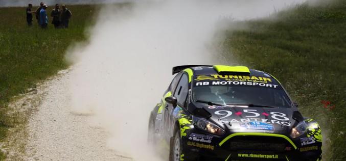 Obiettivo traguardo raggiunto per Donetto al 23° Rally Adriatico