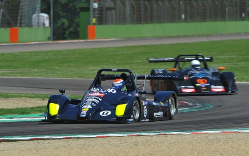 A Magione compiuti oltre 90 giri di test dalla Ligier di Davide Uboldi, leader del Campionato Italiano Sport Prototipi