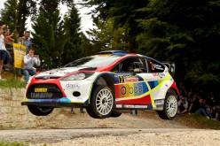 Tobia Cavallini mantiene la posizione nel Campionato Italiano WRC