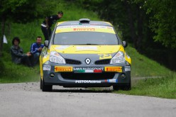 Vittoria al Rally degli Abeti per Federico Gasperetti e Federico Ferrari