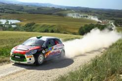 Bis di allori per Luca Panzani al Rally Adriatico