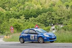 Gabriele Tognozzi nella top ten del 34° Rally degli Abeti e Abetone