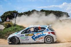Per Paolo Oriella un buon risultato al Rally del Salento