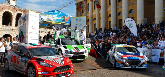 """Rally Due Valli: Confermati il Due Valli Village e l'apertura sulla P.S.1 """"Torricelle"""""""
