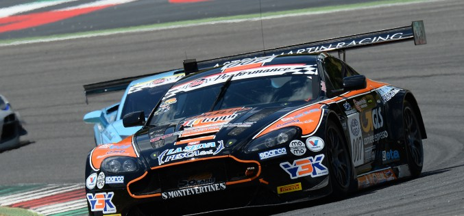Weekend difficile per la Solaris Motorsport al Mugello