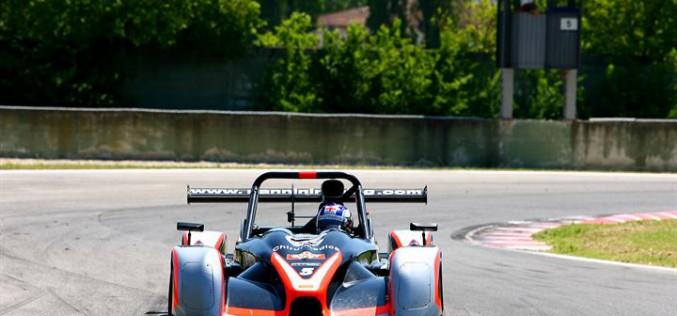 Ivan Bellarosa e Walter Margelli si dividono le vittorie nel quarto round di Campionato Italiano Sport Prototipi