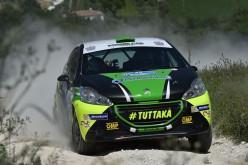Michelin R2 Rally Cup 2016 a San Marino: pochi, ma ottimi al via
