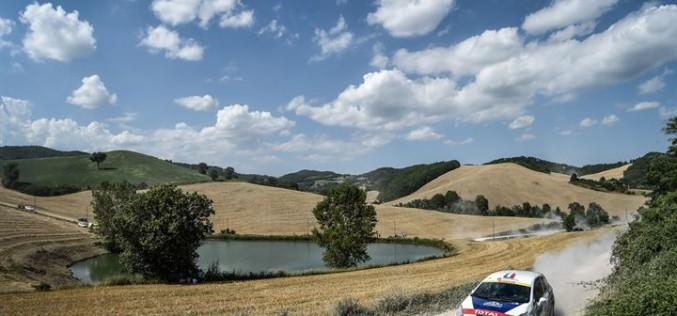 Luci e ombre al Rally di San Marino per il Team Peugeot Spot Italia