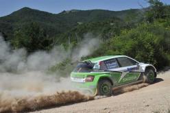 San Marino Rally si conclude con un secondo posto in Tappa 2 per Scandola-D'Amore