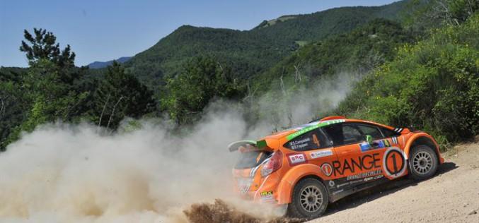 Campedelli sul podio anche al San Marino Rally