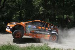 ERTS-Hankook Competition al Rally San Marino:  grandi soddisfazioni tecnico-sportive