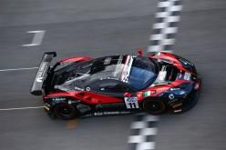 Al Mugello gare in rimonta per Montermini su Ferrari 488 GT3