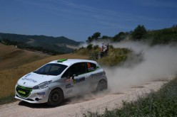 Michelin R2 Rally Cup 2016 a San Marino: fantastico Pollara, sfortunato Bernardi
