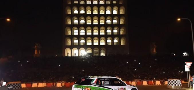 Roma accende l'entusiasmo per i motori con il Rally di Roma Capitale
