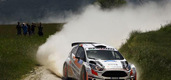 """ERTS-Hankook Competition """"tocca terra"""":  al via del Rally San Marino"""