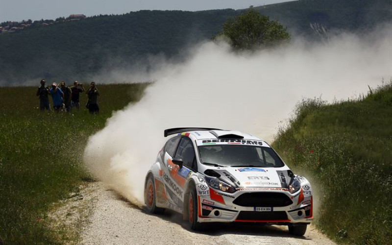 "ERTS-Hankook Competition ""tocca terra"":  al via del Rally San Marino"