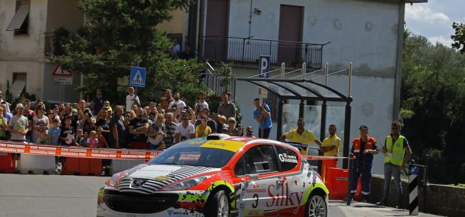 Novità al 9° Rally di Reggello-Città di Firenze