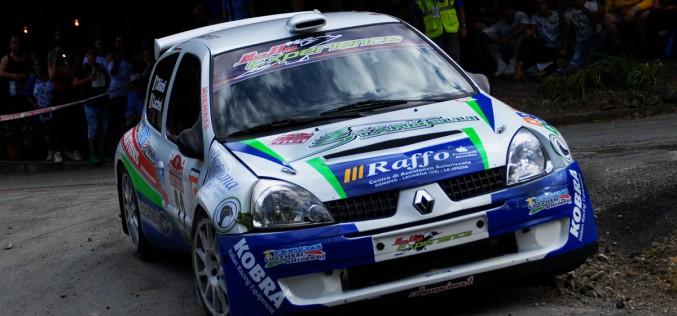Gabriele Lucchesi in testa al Trofeo Rally Automobile Club Lucca