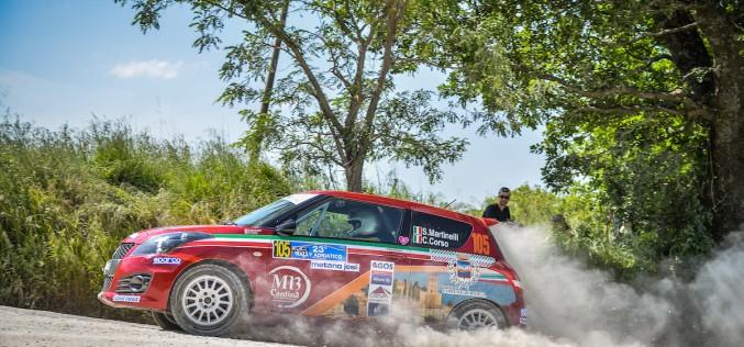 """Stefano Martinelli al via del  17° Rally """"Circuito di Cremona"""" per cercare punti importanti"""