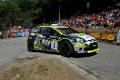 """Rally del Casentino """"agrodolce"""" per Rudy Michelini"""