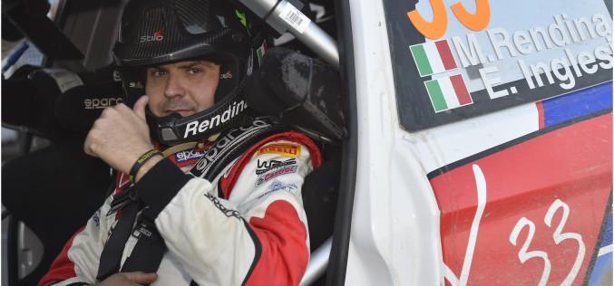 Max Rendina torna nel mondiale rally con la Skoda Fabia R5