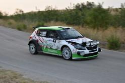 Mirabile e Calderone su Skoda Fabia S2000 siglano il bis al Rally di Caltanissetta