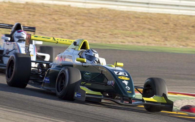 Doppio podio per Peccenini ad Aragon nel VdeV