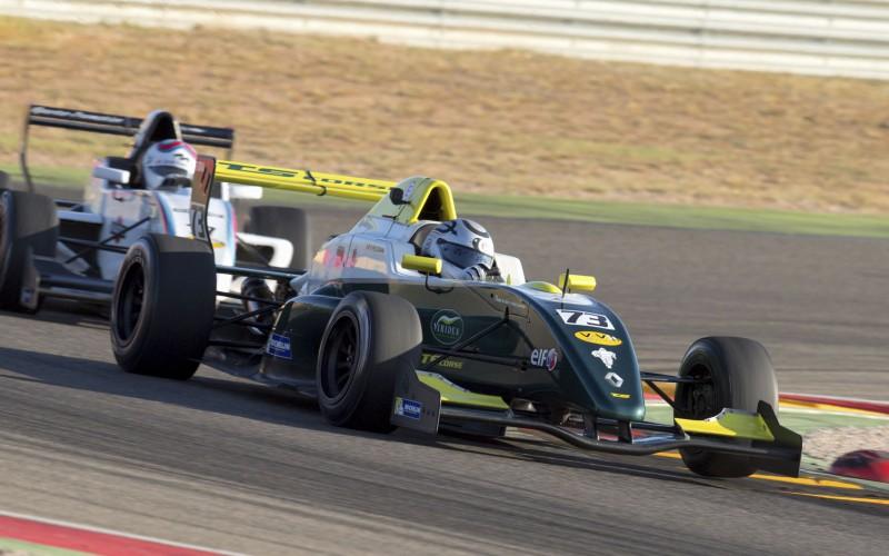 Peccenini non-stop vola a Spa per la F.Renault NEC