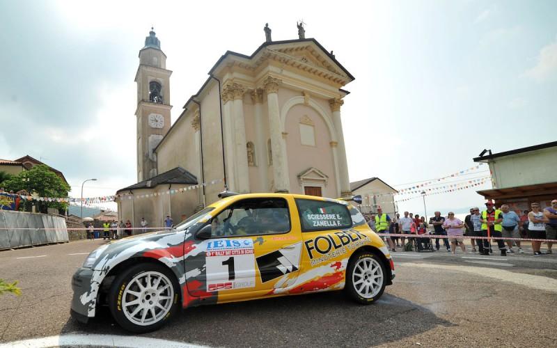 A Eddie Sciessere e Flavio Zanella il 1° Rally Day Città di Schio