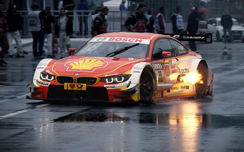 Shell Helix Ultra e BMW: dalle corse alla strada