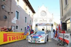 Rally Friuli Per Pirelli trionfo classico e successi moderni