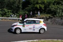 Suzuki Rally Trophy 2016: è di Jacopo Lucarelli e Alessio Ferrari
