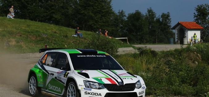 Il 52° Rally Friuli Venezia Giulia sta scaldando i motori