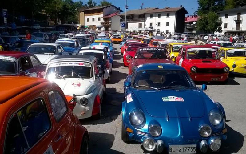 Dalla Lima – Abetone il rush finale del tricolore Salita Storiche