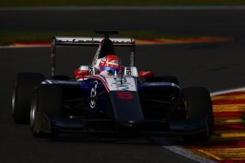 Antonio Fuoco coglie la piazza d'onore in GP3 Series