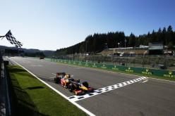 Italia grande protagonista a Spa-Francorchamps. Vince Giovinazzi, terzo Ghiotto e quinto Marciello in GP2 Series