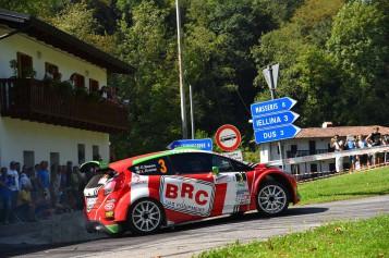 Basso e Granai vincono il 52°Rally del Friuli e sono i nuovi leader del Campionato Italiano