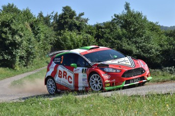 Giandomenico Basso e Lorenzo Granai vincono il 52° Rally Friuli Venezia Giulia