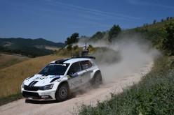 Luca Hoelbling pronto al debutto nel Rally Nido dell'Aquila con la Skoda Fabia R5