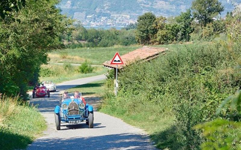Campionato Italiano di Regolarità Auto Storiche: in 137 a Lumezzane