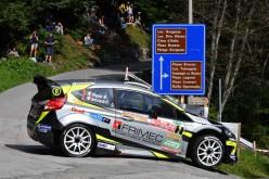 Marco Signor e Patrick Bernardi, Ford Fiesta Wrc, vincono il 36° Rallye San Martino di Castrozza e Primiero