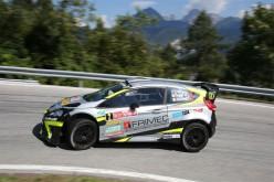 Un Signor San Martino di Castrozza per la Michelin Rally Cup
