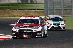 Citroën C3 Max, più veloce di due secondi al giro a Vallelunga nel quinto round del Campionato Italiano Turismo