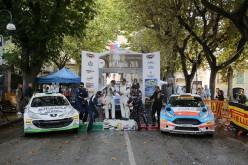 La vetta del 3° Nido dell'Aquila conquistata da Cobbe-Turco con la Ford Focus WRC-GP Racing