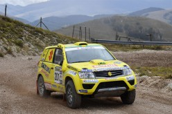 CI Cross Country Rally: sono Lorenzo Codecà e Bruno Fedullo a vincere il Nido dell'Aquila