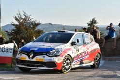 Luca Panzani a Roma per chiudere il Trofeo Renault Clio